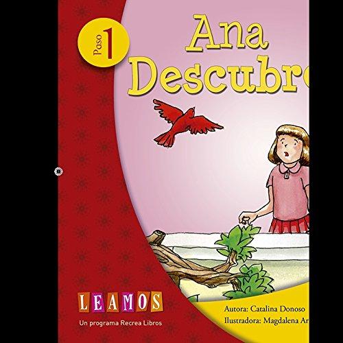 Colección Leamos Paso 1 por Catalina Donoso