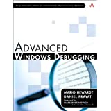 Advanced Windows Debugging: Developing and Administering Reliable, Robust, and Secure Software (Addison-Wesley Microsoft Technology) 1st (first) Edition by Hewardt, Mario, Pravat, Daniel published by Addison Wesley (2007)