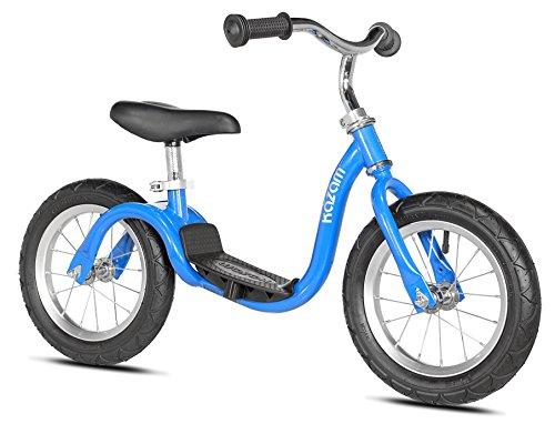 KaZAM V2S Bicicleta de Equilibrio, Azul Brillante