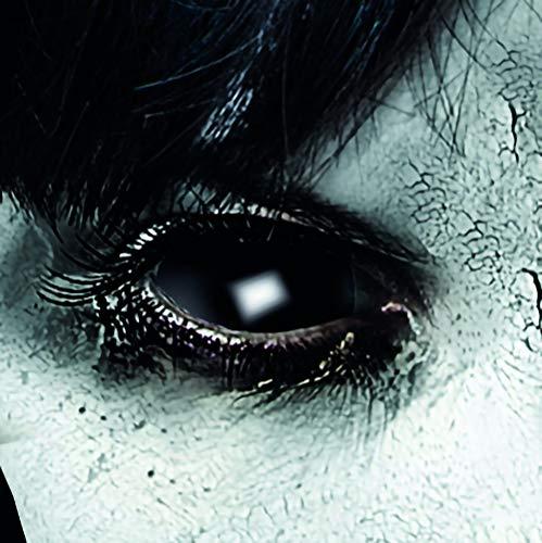 - Weiße Augen Kontakte Kostüm