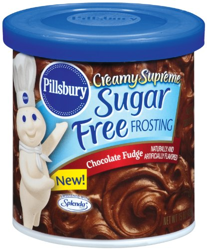 pillsbury-creamy-supreme-sugar-free-chocolate-fudge-flavor-frosting-15-ounce-pack-of-6