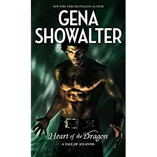 Heart Of The Dragon (Atlantis, Book 1)