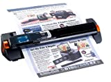 Somikon 2in1-Scanner: mobiler Handscanner mit Dockingstation 900 dpi