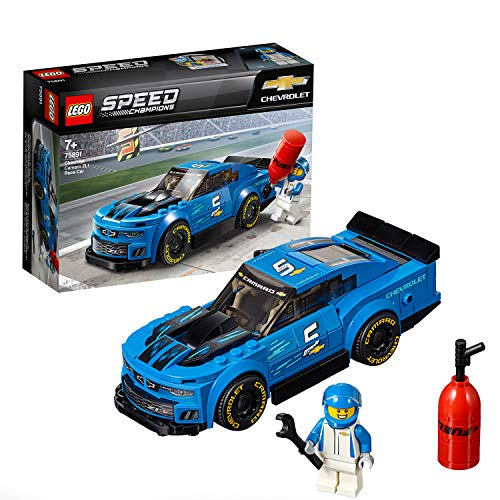 LEGO 75891 Speed Champions Chevrolet Camaro ZL1 Race Car Building Kit, Colourful Best Price and Cheapest