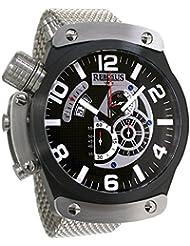Rebosus RS002MIL Rebosus RS002MIL - Reloj , correa de acero inoxidable
