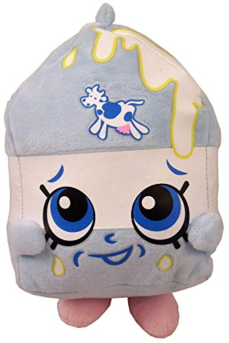 Shopkins Character Toys - Shopkins Spilt Milk - 10 Inch Soft Toy