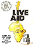 Various Artists - Live Aid [4 DVDs]