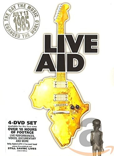 Various Artists - Live Aid [4 DVDs] -