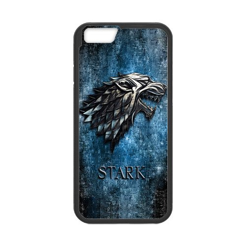 IPhone 6S custodia, Serie Game of Thrones cover case cover per Apple iPhone 6(4.7inch), Silicone Skin Borsa cellulare Shell protezione per iPhone 66S (4.7inch)