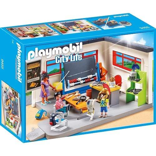 Playmobil- Clase de Historia Juguete