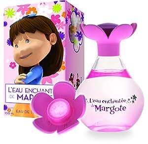 L'eau enchantée de Margote Eau de Toilette Margote 100 ml + Capot Gloss 100 ml