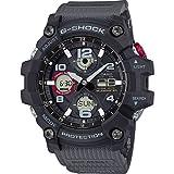 CASIO Herren Digital Uhr mit Harz Armband GWG-100-1A8ER