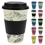 ebos Glücksbringer Coffee-to-Go-Becher aus Bambus...