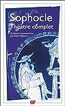 Théâtre complet par Sophocle