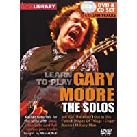 Lick Library: Learn To Play Gary Moore - The Solos