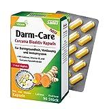 Darm-Care Curcuma Bioaktiv Kapseln (90 Stk)
