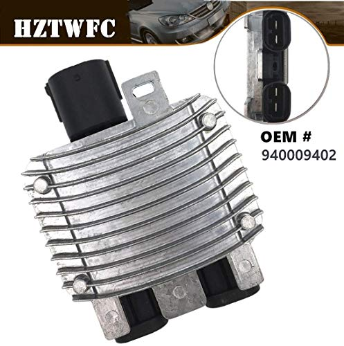 HZTWFC ECU del relé del módulo de control del ventilador de refrigeración del radiador OEM # 940009402