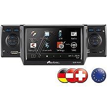 """NavGear StreetMate 1-DIN-Autoradio mit 4,3""""-Navi DSR-N 40 Europa"""