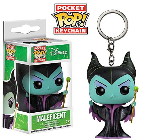 Imagen principal de Pocket POP! Keychain - Disney: Maleficent