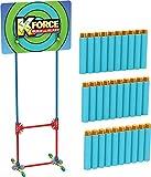 Fantastic Gift Ideals ideal for kids over Age 8+ K'nex K Force 30 Dart Pack & Target