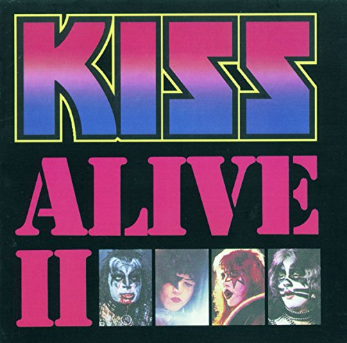 Kiss: Alive II (German Version) (Audio CD)