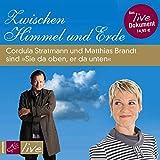 Zwischen Himmel und Erde: Cordula Stratmann und Matthias Brandt sind »Sie da oben, er da unten«
