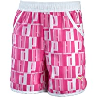 PUMA Girls Beach Shorts, black, 815090