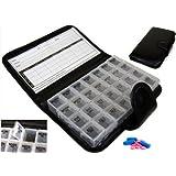 7 Day Pill Wallet Box Medicine Tablet Holder Organiser Storage Travel