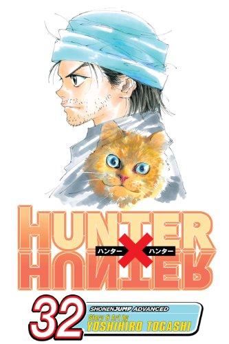 Hunter x Hunter, Vol. 32 Cover Image