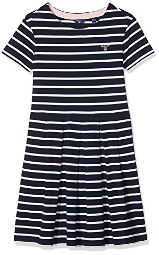 Gant Breton Stripe Dress, Vestido para Niñas Gant
