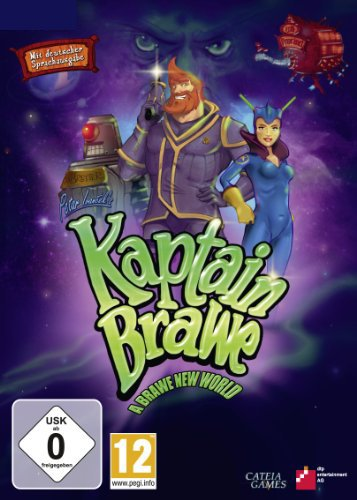 Kaptain Brawe A Brawe New World