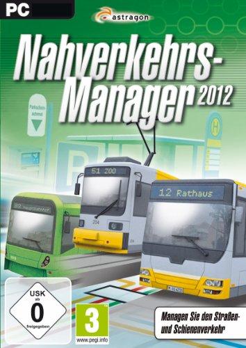 Nahverkehrs Manager 2012