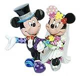 Mickey Mouse Minnie Mouse Hochzeit Britto Disney Figur