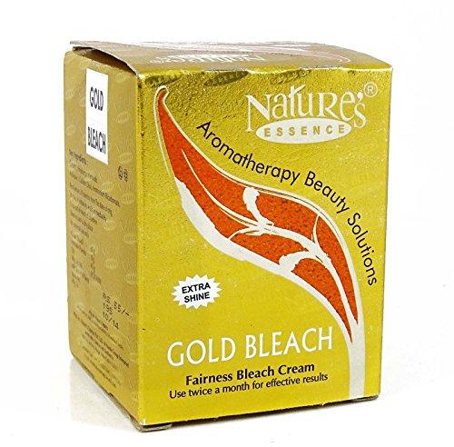 Natur Essence Gold-Bleach Fairness Bleach Creme macht die Haut schöner und Glowing35g