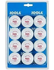 JOOLA Tischtennis-Bälle Training 40mm, 12er Blister