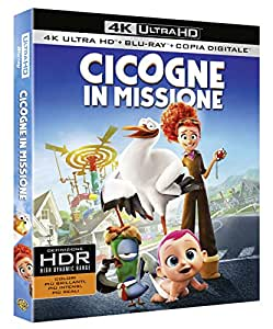 Storks - Cicogne in Missione (4K Ultra Hd + Blu-Ray)