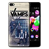 Offiziell The Vamps Hülle / Case für Wiko Highway Pure 4G