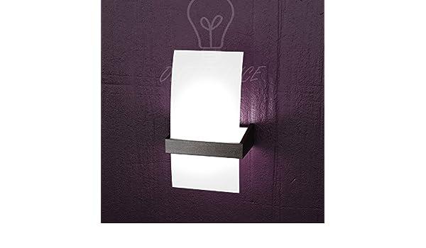 Wandleuchte applique top light typ 1019 ap w wenge design modernes