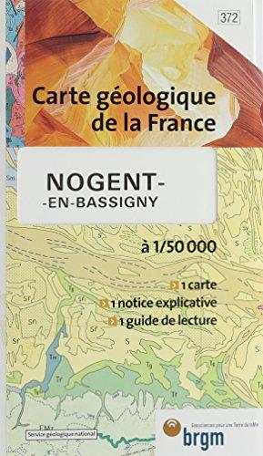 Carte géologique : Nogent-en-Bassigny