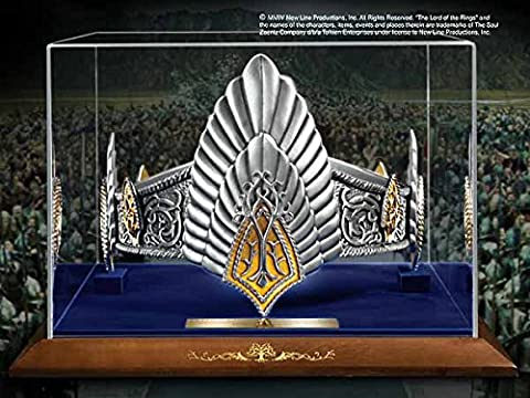 Noble Collection nn9441–The Lord of the Rings Crown of Elessar