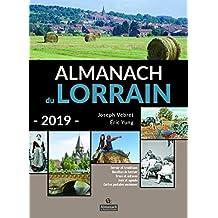 Almanach 2019 Lorrain