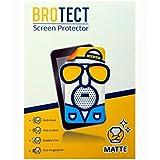 2x BROTECT Mate Láminas de protección para Sony HDR-AX2000E (Mate, Antireflejos, Antihuellas, Fácil Montaje)