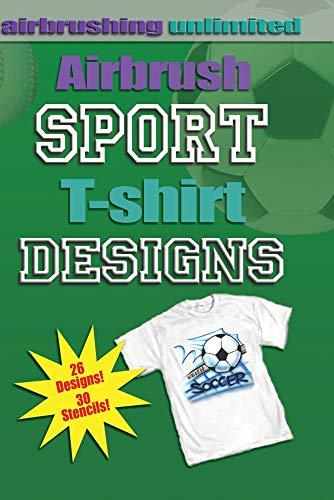 Airbrush Sport T-shirt Designs - Airbrush Dvd