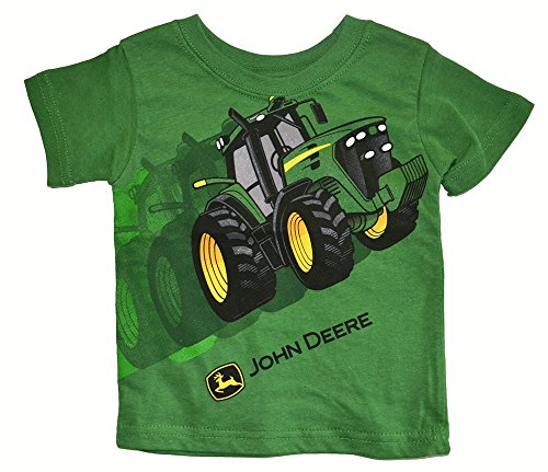 john-deere-jungen-t-shirt-grun-grun-gr-12-monate-grun