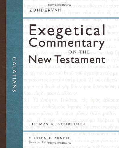 Galatians (Zondervan Exegetical Commentary on the New Testament) por Thomas R. Schreiner