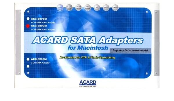 Drivers for Acard AEC-6890