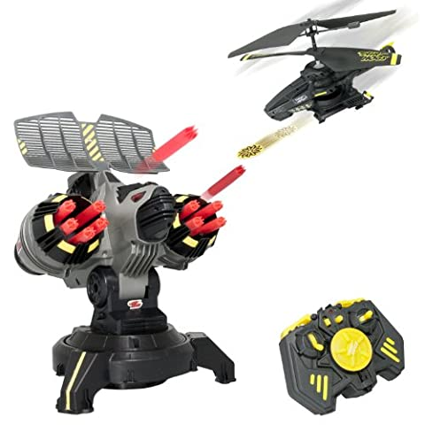 AirHogs 6017519 - Battle Tracker, ferngesteuerter Hubschrauber mit