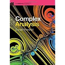 Complex Analysis (Cambridge Mathematical Textbooks)