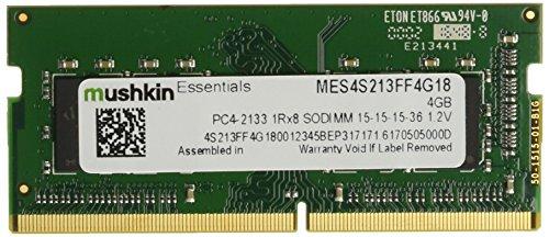 Mushkin Memoria RAM SO-DIMM 4 GB DDR4-2133