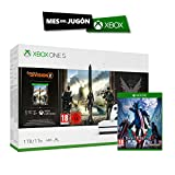Xbox One S - Consola 1 TB + División 2 + Devil May Cry 5